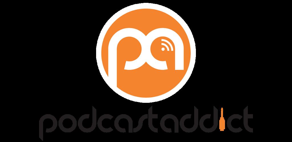 logo podcast addict