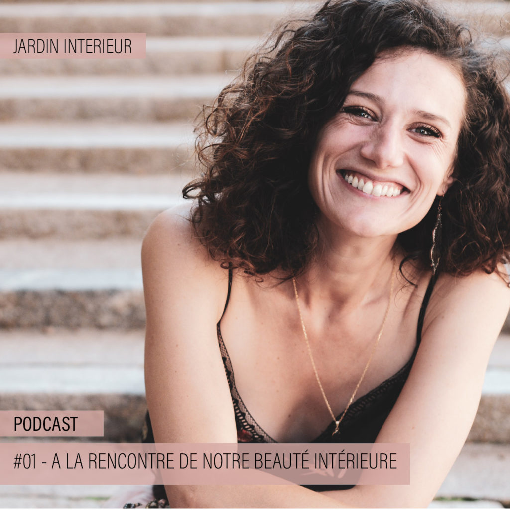 podcast jardin intérieur, aurelie bourdin coach en image