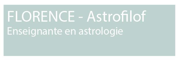 florence astrofilof astrologie