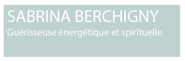 Sabrina Berchigny, guerisseuse énergétique et spirituelle
