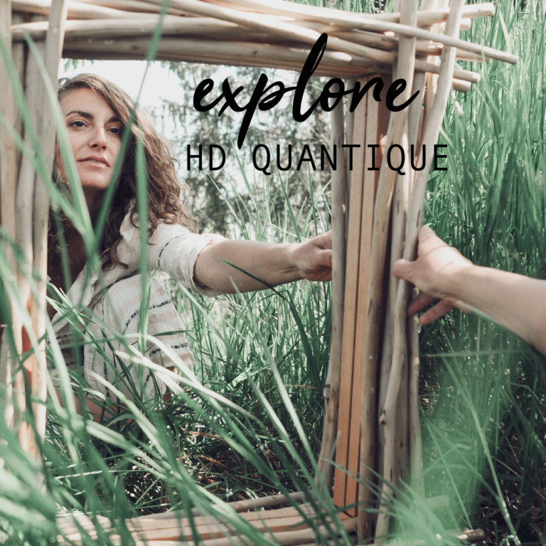 Explore human design quantique