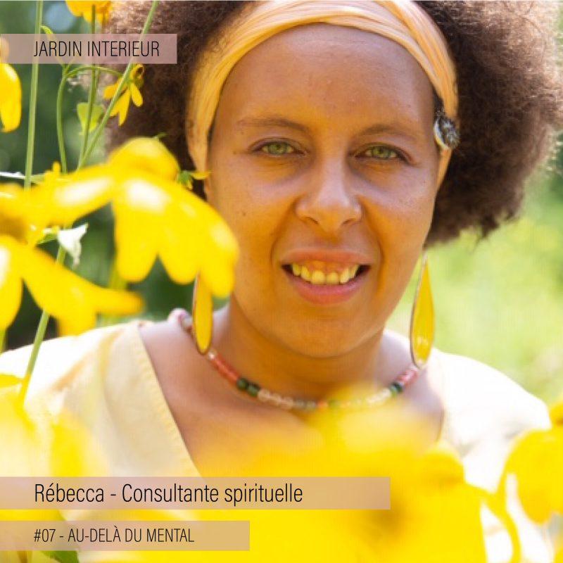 REBECCA, Resonance Céleste, consultante spirituelle